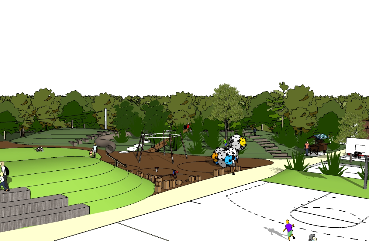 Mangawhai Activity Zone Concept Plans 3