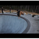 Skate Park Bowls Skateboarding Video