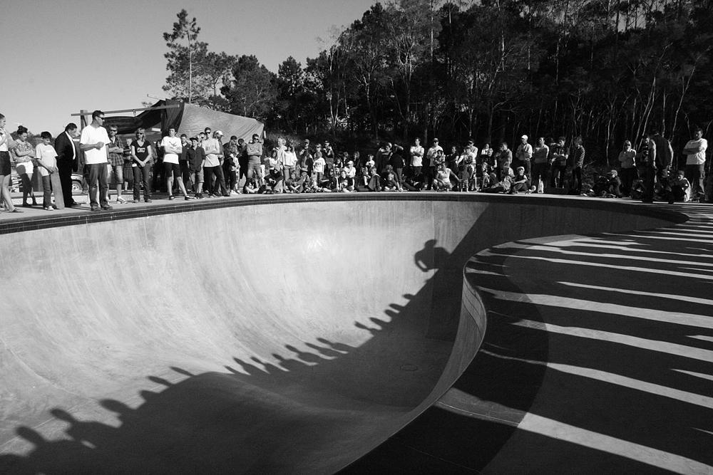 MAZ Skate Park Opening Day Photos Simon Bennett Opening