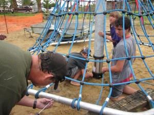 mangawhai activity zone playground equipment