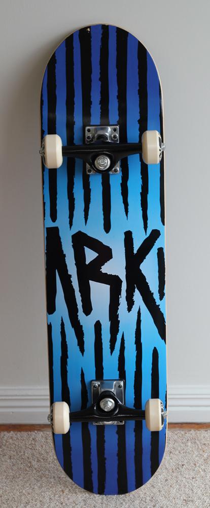 ark skateboard
