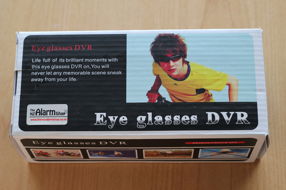 DVR sunglasses