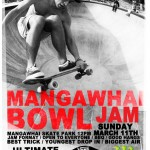 Bowl Jam, Saturday 17th March