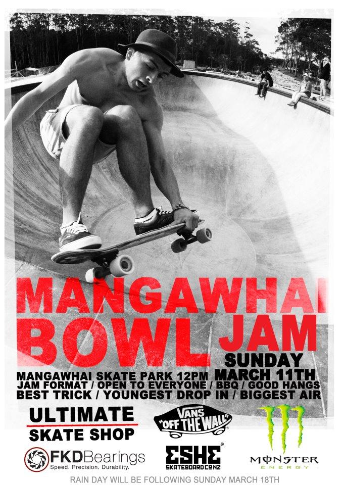 mangawhai activity zone bowl jam