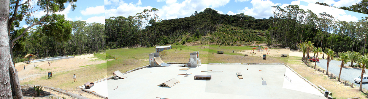 mangawhai activity zone park january 2013