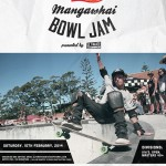 3rd Annual Mangawhai Skate Bowl Jam - 15th February, 2014