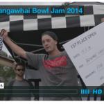 Mangawhai Bowl Jam 2014 - Video Highlights