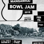 4th Annual Mangawhai Skate Bowl Jam - 7th February, 2015