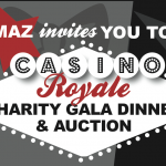 Casino Royale Charity Gala Dinner & Auction - June 20th, 2015