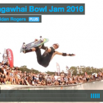 Mangawhai Skate Bowl Jam 2016 Video