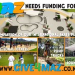 Give4MAZ - Community Funding Campaign