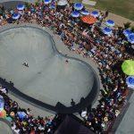 Mangawhai Skate Bowl Jam 2017 Drone Aerial Photographs