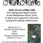 Bike Ride - Saturday 24th March 2018