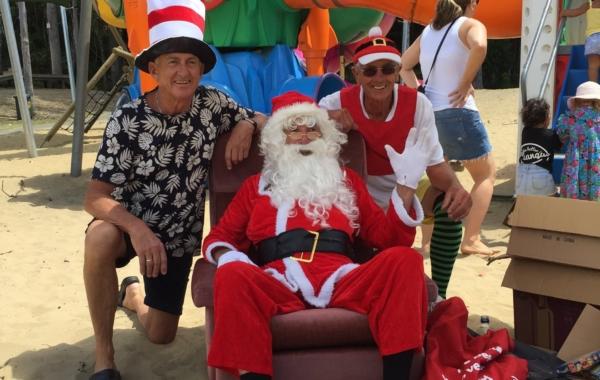 The MAZ Christmas Parade